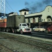Container Freight By Rail & Road - circa 1950 Transport Documentary - WDTVLIVE42
