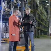 STILL & SAP machen den cubeXX zum intelligenten Kommunikator